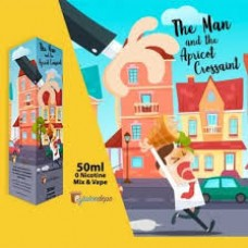 The Man and The Apricot Croissant - EjuiceDepo