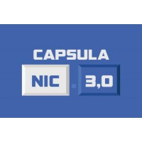 CAPSULA BASIC.NIC 5 ml - NICOTINA 3 mg