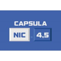CAPSULA BASIC.NIC 5 ml - NICOTINA 4,5 mg