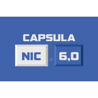 CAPSULA BASIC.NIC 5 ml - NICOTINA 6 mg