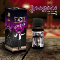 SEBASTIAN (Tobaccoes & Cream) - The Vaping Gentlemen Club