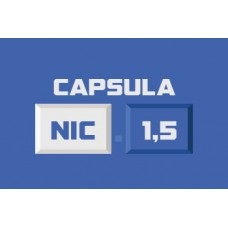 CAPSULA BASIC.NIC 5 ml - NICOTINA 1.5 mg