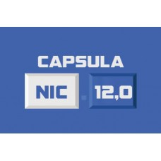 CAPSULA BASIC.NIC 5 ml - NICOTINA 12 mg