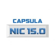 CAPSULA BASIC.NIC 3 ml - NICOTINA 15 mg