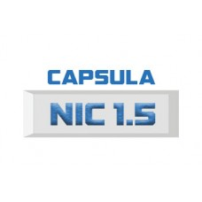 CAPSULA BASIC.NIC 3 ml - 1.5 NIC