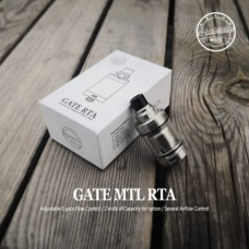 Gate MTL RTA 3,5 ml Black - Ambiotion Mods