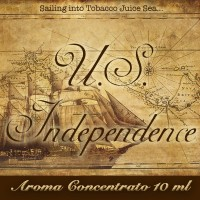 U.S. Independence - Aroma di Tabacco concentrato 10 ml