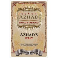 Bacco & tabacco senor azhad 10ml 8mg