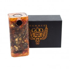 Vaperz Cloud - Hammer of God V.3 - Stabwood Limited Orange