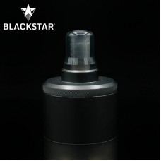 Mum V2 - Transparent Grey Polished - BlackStar