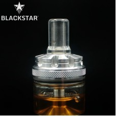 Fedor V2 - PC Clear Polished - BlackStar
