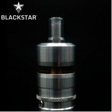 Fedor V2 - Transparent Grey Polished - BlackStar