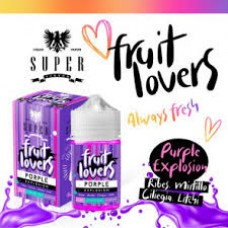 Purple Explosion Fruit Lovers - Seven Wonders